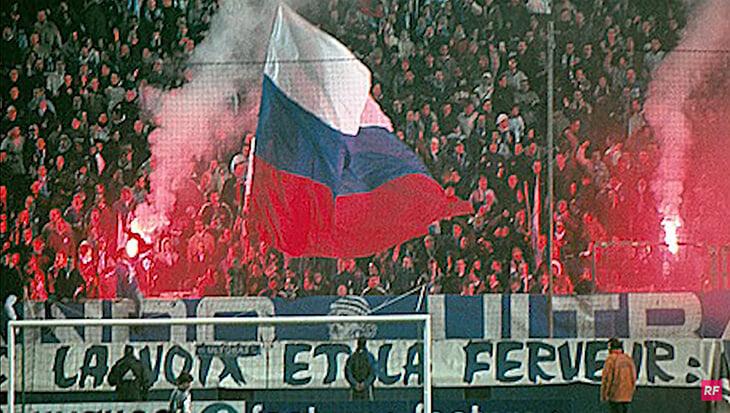 До «Локо» Сычев отыграл год в «Марселе»: вывел клуб в ЛЧ, стал любимчиком «Велодрома», но голы давались тяжело