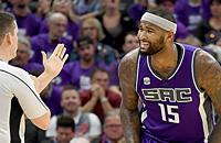 ДеМаркус Казинс, НБА, Сакраменто