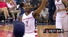 Markieff Morris with the dunk!