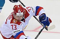 Sochi Hockey Open, вторая сборная России, Максим Чудинов, Андрей Кутейкин, Микко Коскинен, СКА, КХЛ