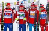 сборная России (лыжные гонки), чемпионат мира, лыжные гонки, сборная России жен (лыжные гонки)