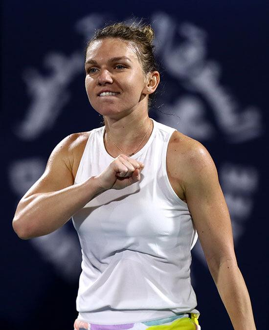 Симона Халеп ради тенниса уменьшила грудь. Женщины делают это, чтобы нормально жить, а не только для красоты
