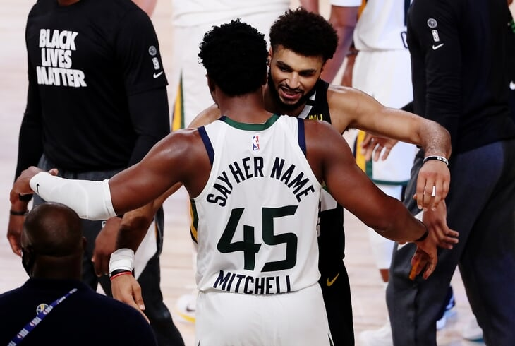 Самая бодрая серия плей-офф НБА закончилась безумием на последних секундах. Мюррэй и Митчелл набрали на двоих 475 очков