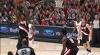 Caleb Swanigan rises to block the shot attempt