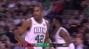 Al Horford rises up and throws it down