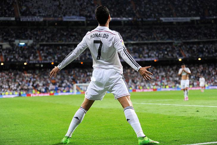 серия А Италия, Ла Лига, Ювентус, стиль, Криштиану Роналду, Реал Мадрид