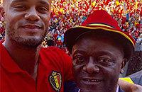 политика, Сборная Бельгии по футболу, Венсан Компани