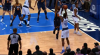 Great assist from Dennis Smith Jr.