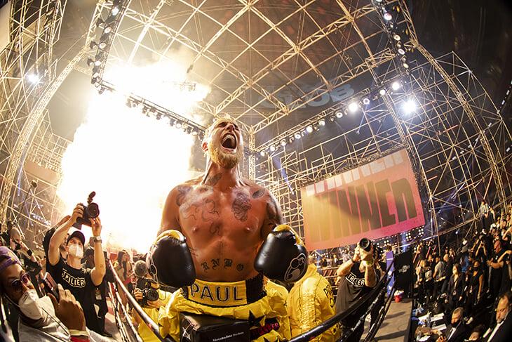 Джейк Пол перебивает в боксе звезд ММА: теперь он подерется с бывшим чемпионом UFC