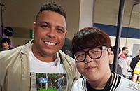 Роналдо, сборная Бразилии, League of Legends