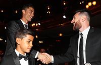 фото, примера Испания, Лионель Месси, Реал Мадрид, Барселона, Криштиану Роналду