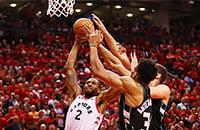 Кавай Ленард, НБА плей-офф, видео, НБА, Торонто, Милуоки