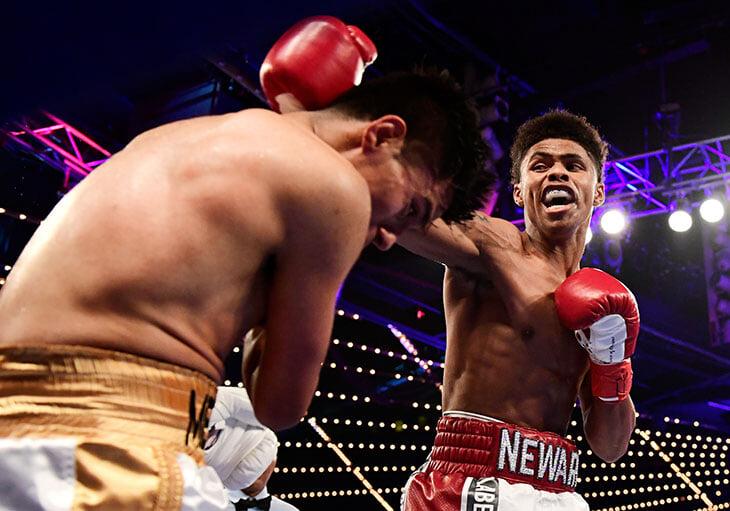 Большой бокс после пандемии откроет Шакур Стивенсон. Даже Флойд называет его новым Мэйвезером