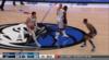 Tim Hardaway Jr. sinks the shot at the buzzer