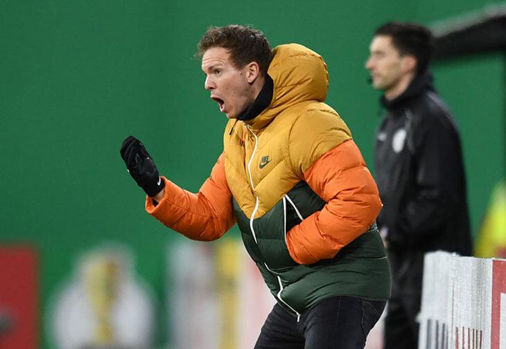«Лейпциг» близок к технарю в 1/8 финала ЛЧ: «Ливерпуль» не пускают в Германию, единственный шанс –за 3 дня найти нейтральное поле в Европе