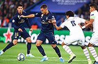 «ПСЖ» разгромил «Реал» в этом сезоне. Кэф 7 на то, что Зидан исправится