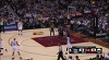 Kyrie Irving beats the buzzer vs. the Pacers