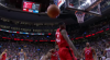 Big rejection by Pascal Siakam