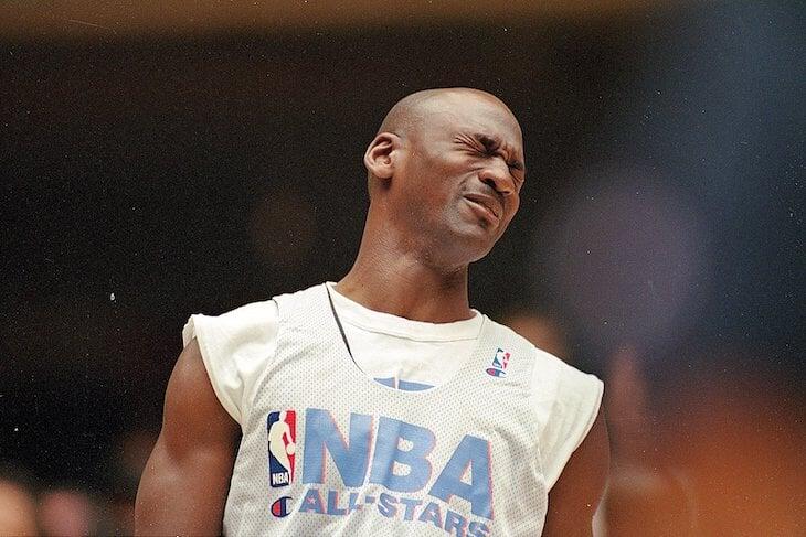 Джордан не всегда был непобедимым. Назовете звезд НБА, которые чаще обыгрывали Майкла, чем уступали ему?