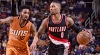 GAME RECAP: Trail Blazers 110, Suns 101