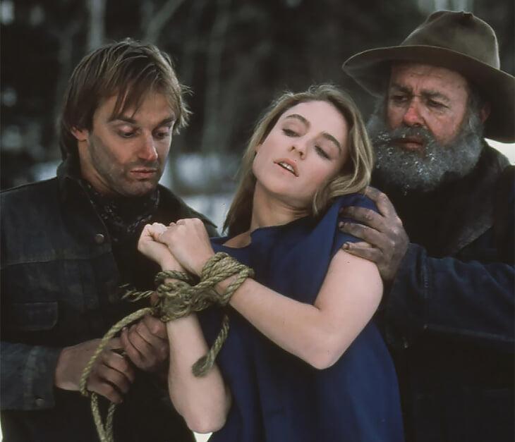 Кадр из фильма «Похищение Кари Свенсон»