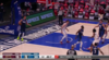 Trey Burke gets it to go at the buzzer