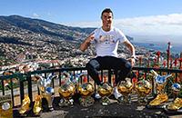 Криштиану Роналду, Золотой мяч, Реал Мадрид, сборная Португалии