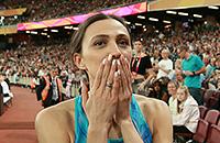Первое золото России в легкой атлетике. Другого не будет