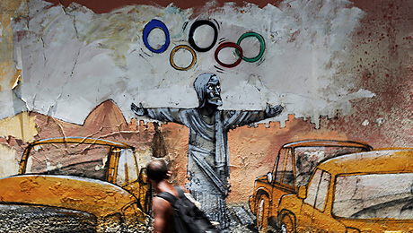 Рио после Игр: пустые арены и 40 млн долгов