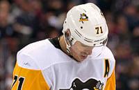 НХЛ, травмы, Евгений Малкин