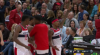 Jordan McRae sinks the shot at the buzzer