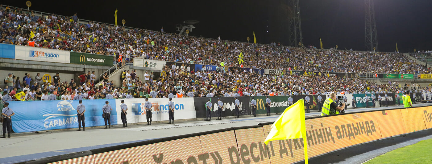 Стадионы на матчах КПЛ разрешили заполнять на 30%. Что это значит для нашего футбола?
