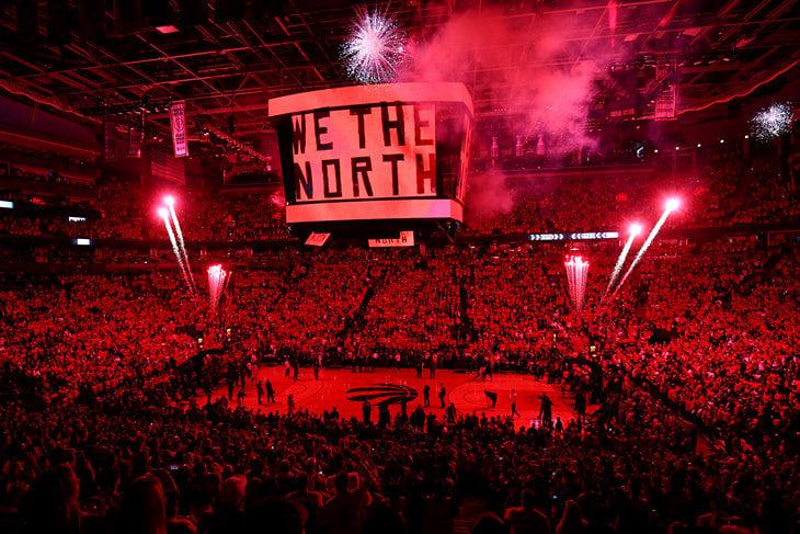 Торонто, НБА, болельщики