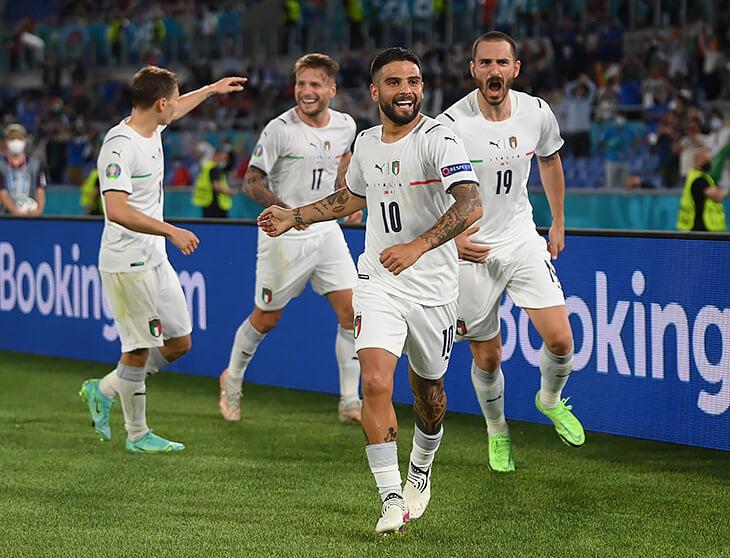 Италия продлила суперсерию: уже 28 матчей без поражений! Евро –шанс побить древнейший рекорд страны