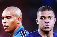 Мбаппе повторил достижение молодого Роналдо. У кого из них карьера началась круче?