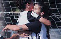 Надежда Карпова, женский футбол, сборная России жен