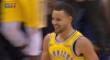 Stephen Curry with 38 Points vs. Washington Wizards