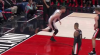 Davis Bertans throws it down!