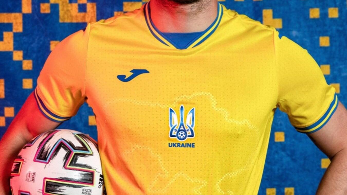 Пресс-атташе сборной Украины: Наша форма одобрена, собираемся играть в ней на Евро