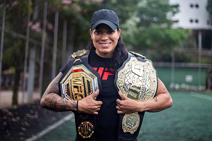 Самая опасная женщина в MMA возвращается для защиты титула