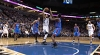 Karl-Anthony Towns with the dunk!