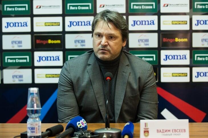 Дорский расспросил Евсеева о взглядах на футбол: восхищение Гвардиолой в «Баварии», спорный стиль «Уфы» и бессмысленность подсчета ударов в створ