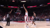 Trey Lyles hits the shot with time ticking down