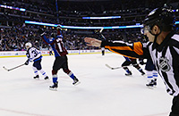 Николай Элерс, Виннипег, НХЛ, видео, Колорадо