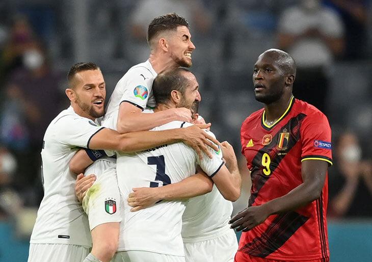 Великий Арриго Сакки восхищен этой Италией: называет Жоржиньо феноменом, Манчини сравнивает с дирижером