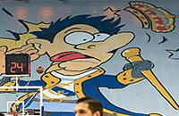 ЦСКА, Локомотив-Кубань, Turkish Airlines EuroLeague, Маккаби Плейтика, Панатинаикос OPAP, Црвена Звезда MTS, Брозе Бамберг, болельщики, фото, Галатасарай