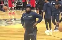 игровая форма, болельщики, Новый Орлеан, происшествия, НБА