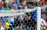 Джанлуиджи Буффон, сборная Италии, сборная Испании, Евро-2016, фото