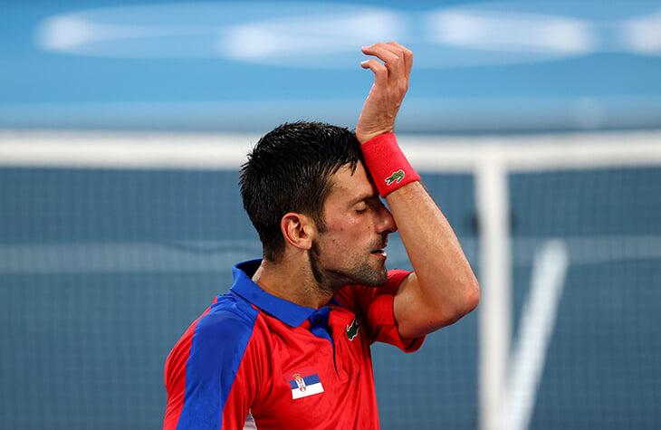 Худшие сутки в карьере Джоковича: три поражения, отказ в миксте и две упущенные медали
