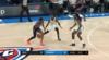 Theo Maledon 3-pointers in Oklahoma City Thunder vs. Brooklyn Nets